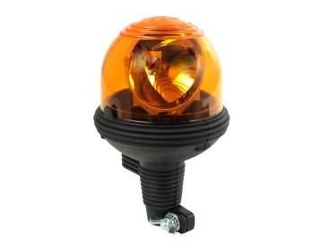 LAMPA BŁYSKOWA 12V NA TRZPIEŃ NISKA 1400800100