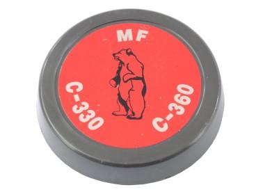 POKRYWA KOŁA KIEROWNICY C330,C360,385,MF 50/53-513/0 50535130