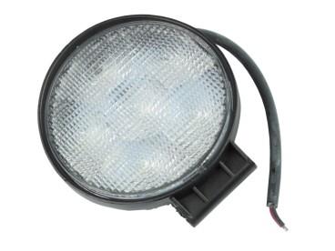 LAMPA ROBOCZA OKRĄGŁA DIODOWA 6xLED2205