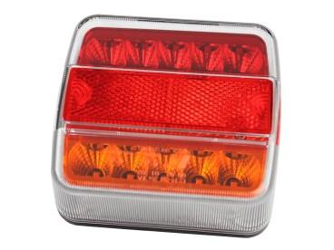 LAMPA TYLNA LED 12/24 V 20 LED SMD L1817