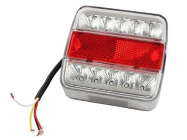 LAMPA TYLNA LT-70 (KMR) LED L1070-BL