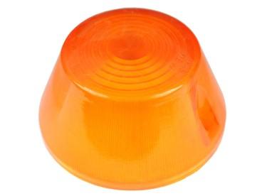 KLOSZ LAMPY NISKI E-92 POMARAŃCZOWY E92KP