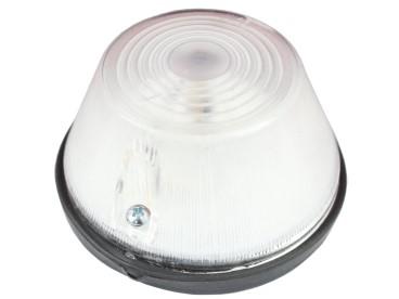 LAMPA OBRYSOWA NISKA BIAŁA E92LB