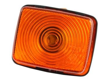 LAMPA OBRYSOWA POMARAŃCZOWA OŚ.119