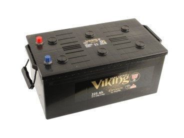 AKUMULATOR 12V 225 AH VIKING 6CT-225-A3