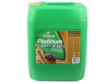 OLEJ PLATINUM AGRO LS 80W90 20L 1074222120