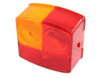 KLOSZ LAMPY TYLNEJ LEWY bez oświetlenia L63508 04403162 83873C1
