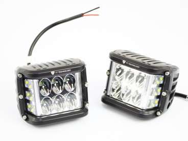 LAMPA ROBOCZA 12 LED CREE DOŚWIETLANIE TT.13209