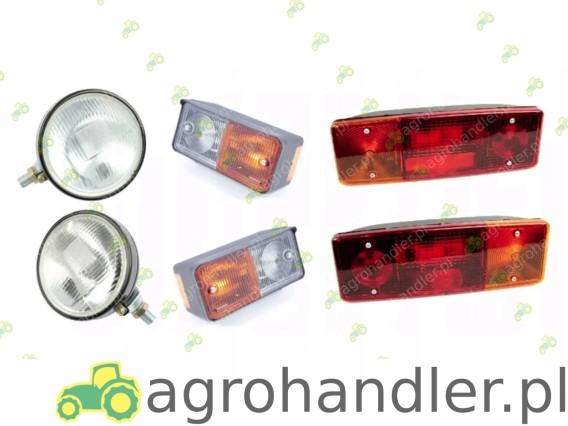 KOMPLET LAMP C-360 000442