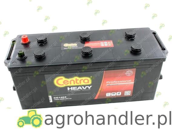 AKUMULATOR 12V 140AH CENTRA HD CG1403
