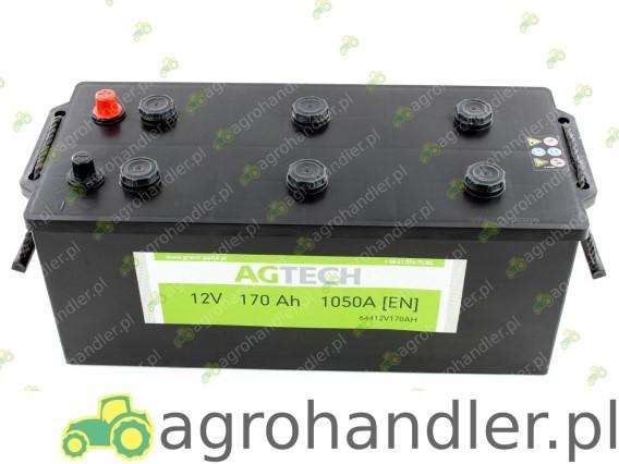 AKUMULATOR 12V 170AH AGTECH 12V170AH