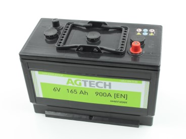 AKUMULATOR 6V 165AH AGTECH 6V165AH