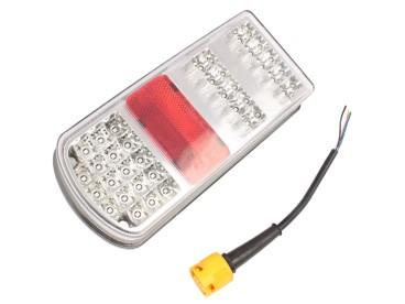 LAMPA DF-TRL006L LED 12V OŚ
