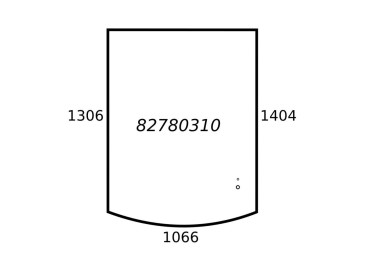 SZYBA TYLNA JCB P21 82780310