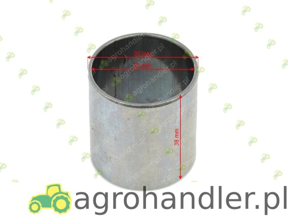 TULEJKA FORD NEW HOLLAND 32 x 35 x 38 mm 81802940 2N3109